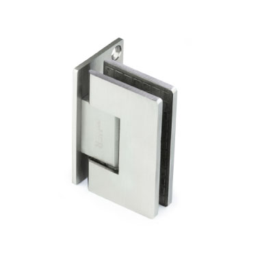 Bisagra para pared-puertas cristal